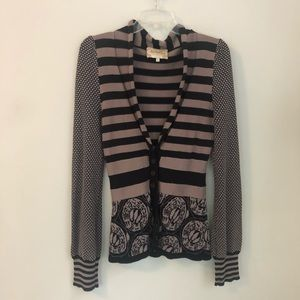 Anthropologie • liamolly naturally sweet cardigan